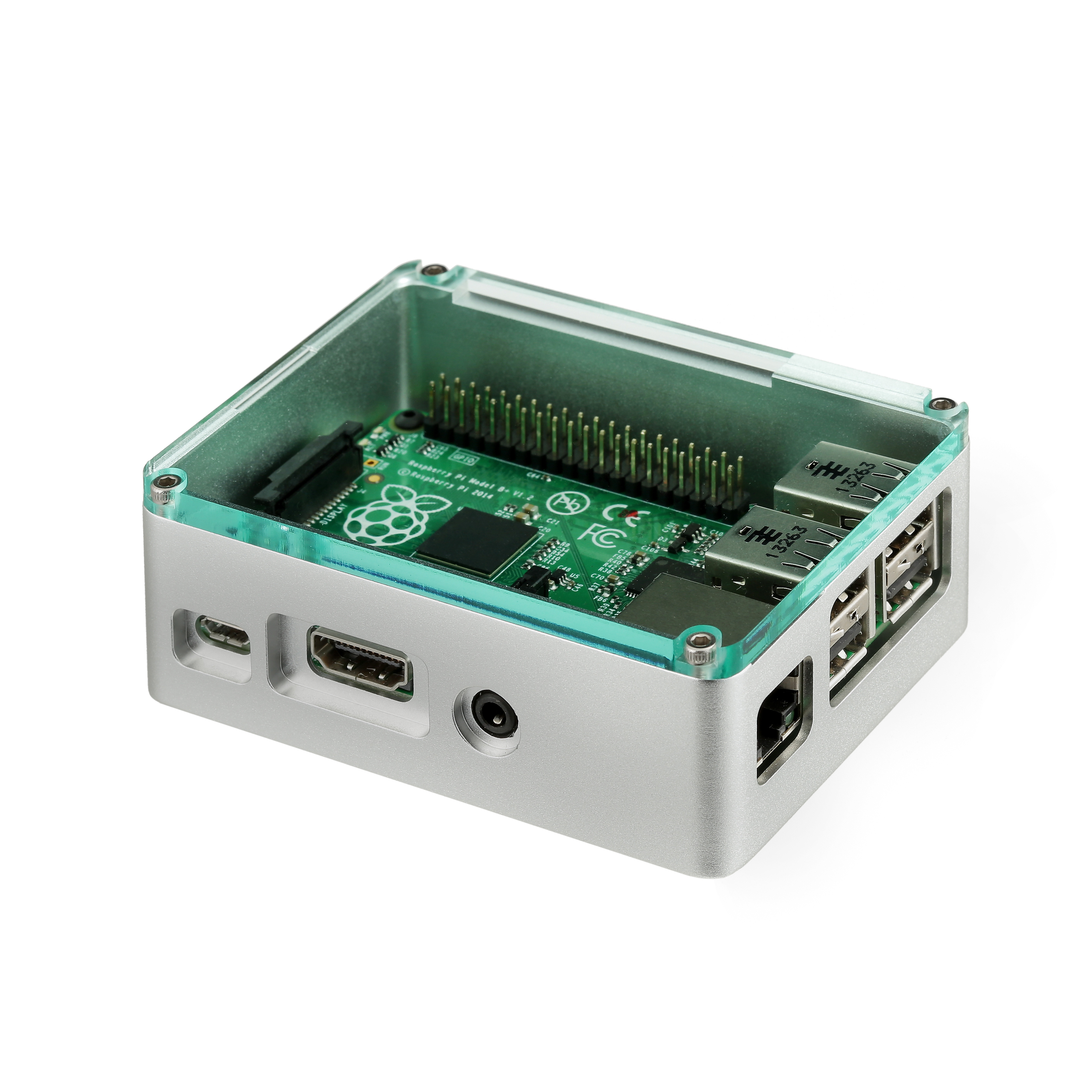 anidees RPI2 Silver